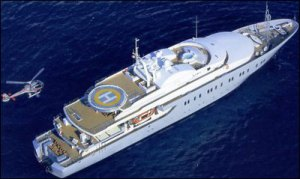 S.A.C.M.'s Luxury New Yacht